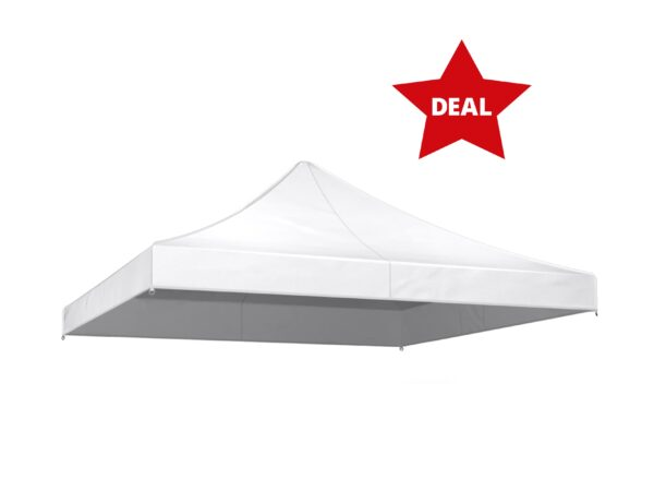 White Canopy Europ Top 3x3