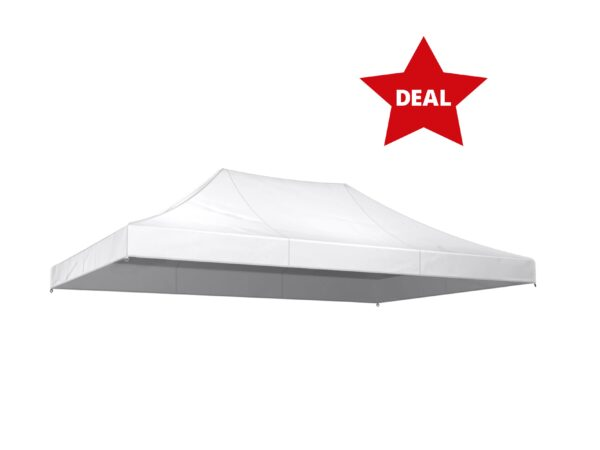 White Canopy Europ Top 3x4,5