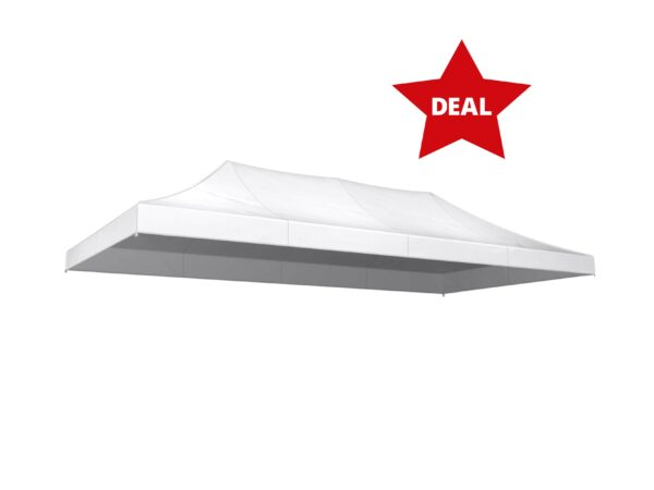 White Canopy Europ Top 3x6